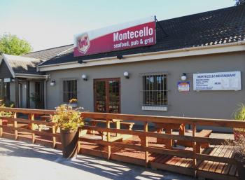 Montecello Restaurant and Accommodation: Montecello Restaurant and Accommodation