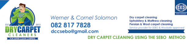 Dry CarpetCleaners Garden Route South Africa