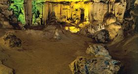 Cango caves Oudtshoorn Garden Route Western Cape South Africa
