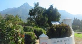 Main entrance Garden Route botanical Gardens