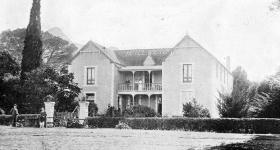 The original Victoria Hotel
