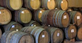 Calitzdorp Wine Barrels Garden Route Western Cape South Africa