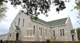 Dutch Reformed Church De Rust Garden Route Western Cape South Africa