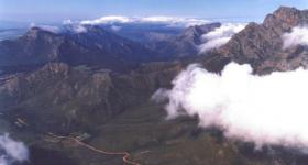 Outeniqua Pass George Garden Route South Africa
