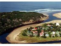 Great Brak River Garden Route Western Cape South Africa