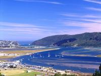 Knysna Lagoon Garden Route South Africa