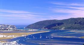 Knysna Lagoon Garden Route South Africa