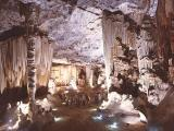 The famous Cango Caves in Oudtshoorn