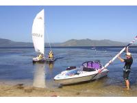 Water Sports in Sedgefield Garden Route South Africa