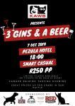 KAWS 3 Gins & A Beer!