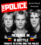Message in a Bottle - A Tribute to Sting & The Police