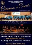 Champions in Concert!