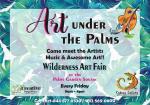 Art Under the Palms - Wilderness Art Fair