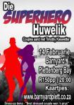 Die Superhero Huwelik - Valentynsdag Date-Night