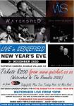 New Years Party with Watershed