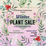 Winter Plant Sale 2021