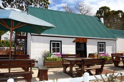 The Bell Tavern Pub in at Belvidere manor Hotel in Knysna