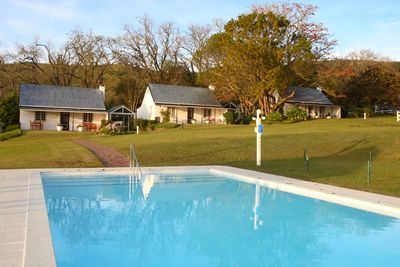 The Pool at Belvidere Manor Hotel Knysna