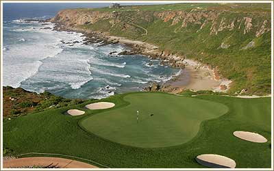 South Africa Garden Route George Golf Courses