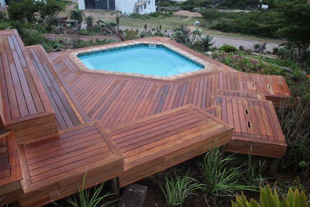 Custom Decks And Walkways George Herolds Bay Hoekwil