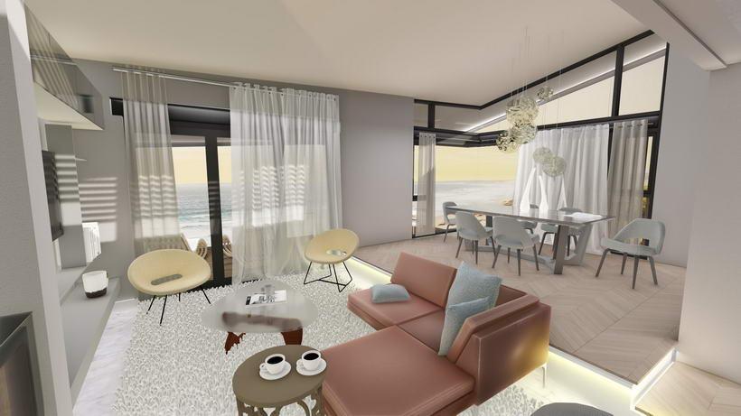 Moquini Penthouse Beachfront 3 Bedroom Apartment Mossel Bay Dana Bay Real Estate Sales