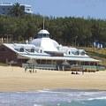 The Santos Pavilion at Mossel Bay
