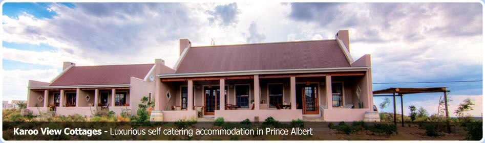 Karoo View Cottages Prince Albert Accommodation