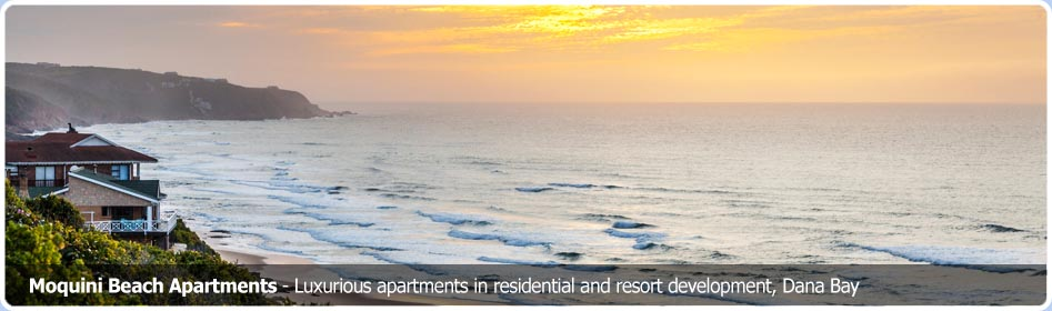 Moquini Beach Apartments Garden Route